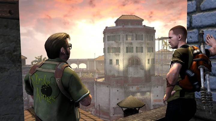 inFAMOUS 2 – Discussion on Roof