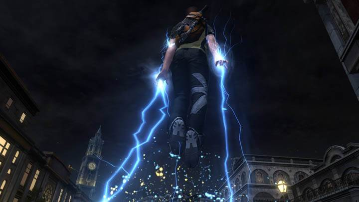 inFAMOUS 2 – Flying With Electricity