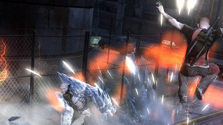 inFAMOUS 2 – Jump From aRoof