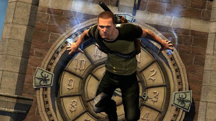 inFAMOUS 2 – Near Clocktower