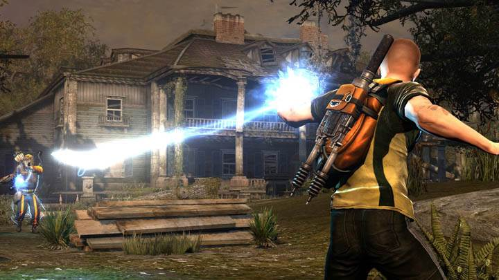 inFAMOUS 2 – Powerful Hand