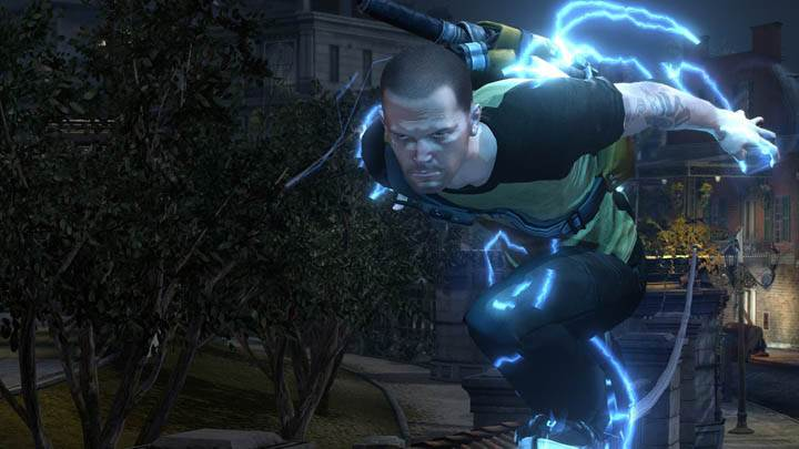inFAMOUS 2 – Running on Wires