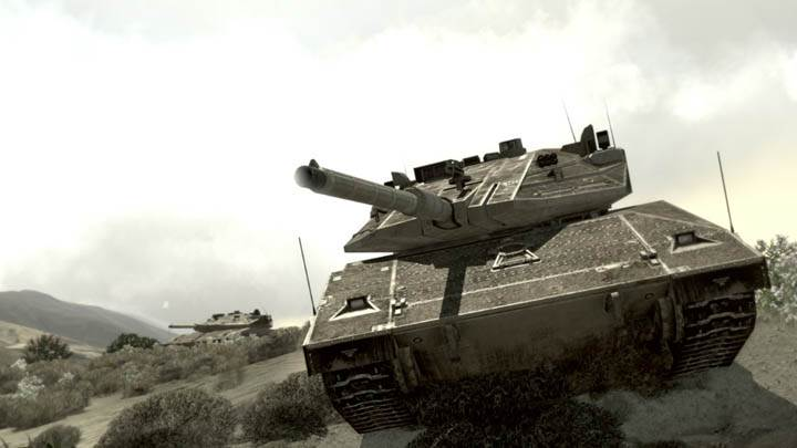 Arma 3 – Improved Physics Simulation