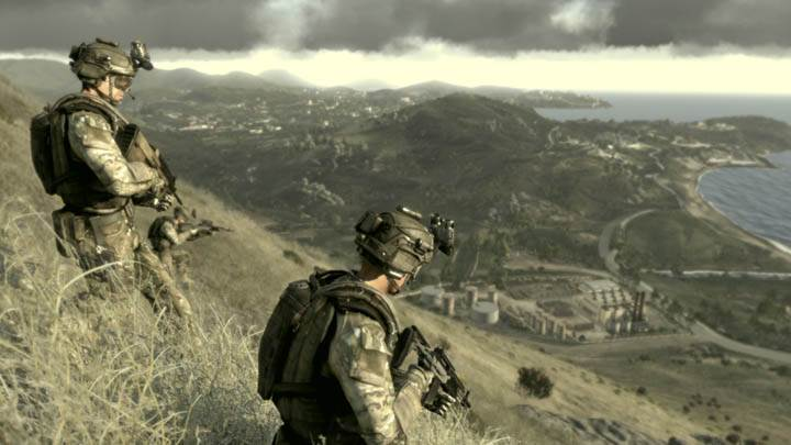 Arma 3 – Large And Detailed Environment