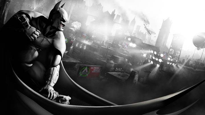 Batman Arkham City – I am Watching