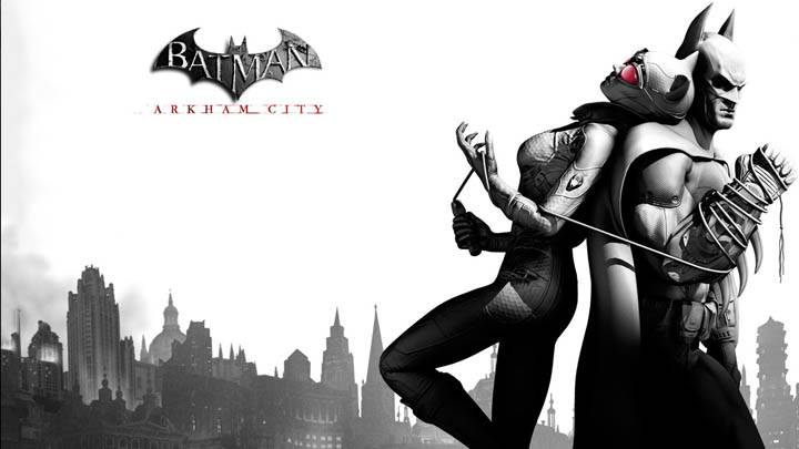 Batman Arkham City – With Batwomen