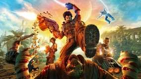 Bulletstorm 2011 Game Poster