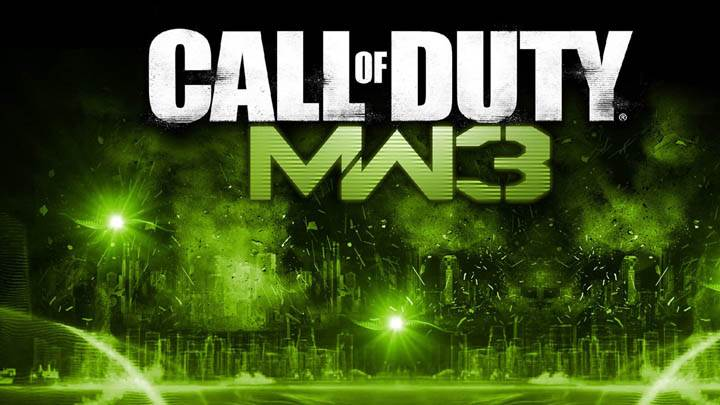 COD Modern Warfare 3 – Green Poster