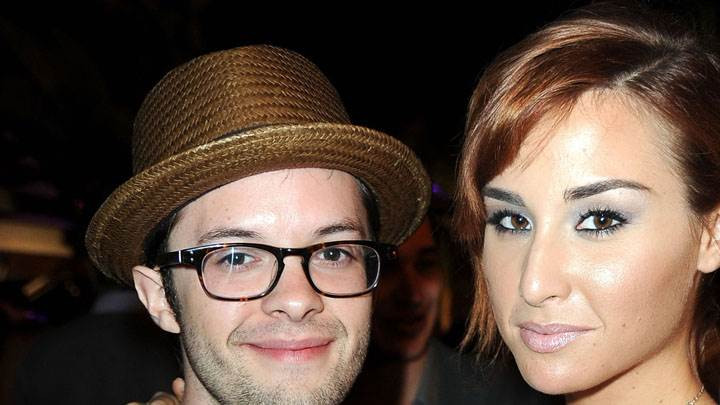 Allison Scagliotti & Neil Grayston Smiling Face Closeup