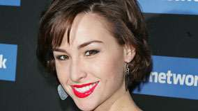 Allison Scagliotti Sweet Smiling Face Closeup