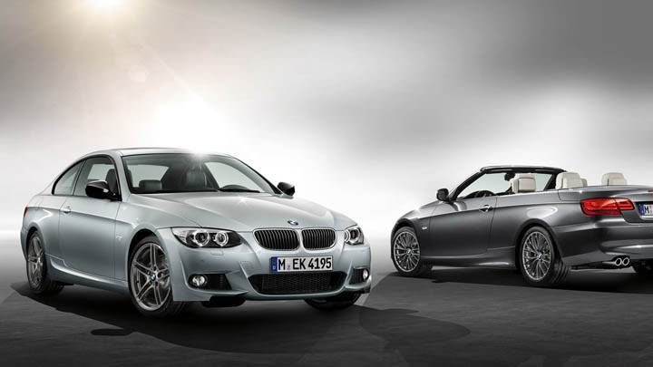 2012 BMW 3 Series Edition Exclusive & M Sport Edition