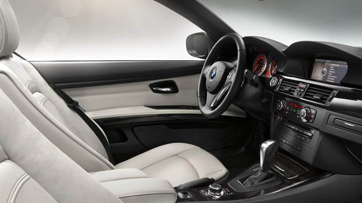 2012 Bmw 3 Series Edition Exclusive & M Sport Edition Interior