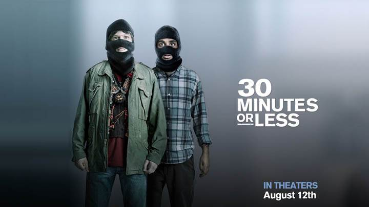 30 Minutes Or Less Maskmans
