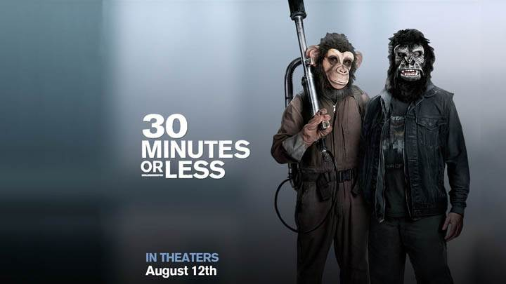 30 Minutes Or Less Monky Dress