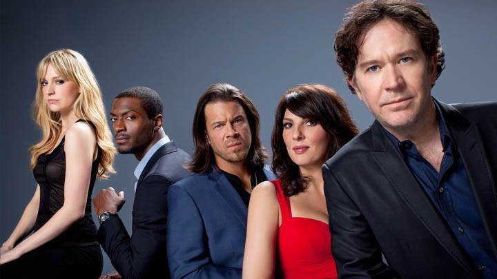 All Characters In Leverage