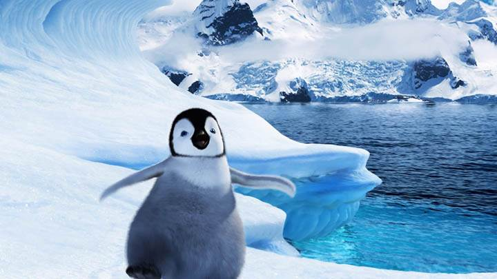Baby Mumble In Happy Feet 2