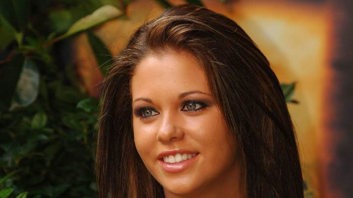 Bianca Gascoigne Cute Smiling Face Closeup