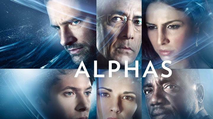 Cover Poster Of All Characters In Alphas