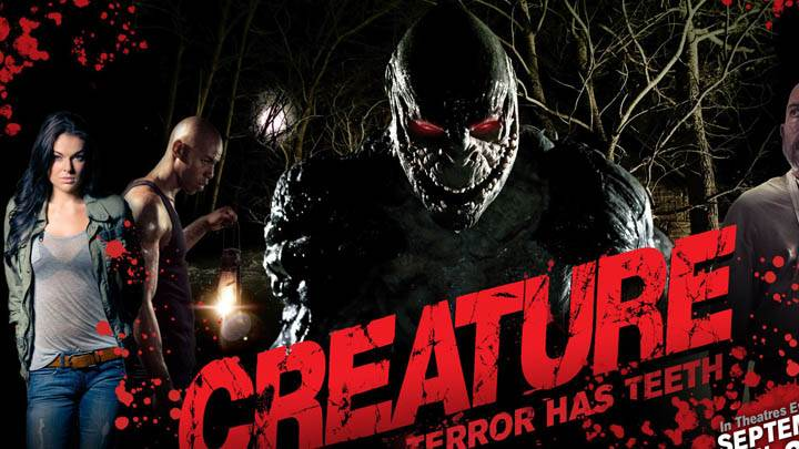 Creature – Movie Cover Poster