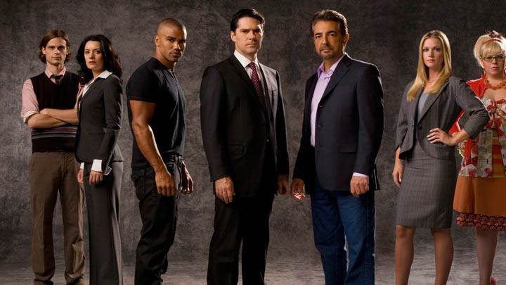 Criminal Minds – All Characters
