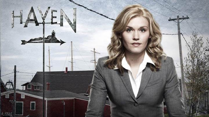 Emily Rose Golden Hair In Haven