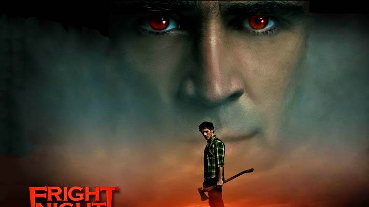 Fright Night Red Eyes