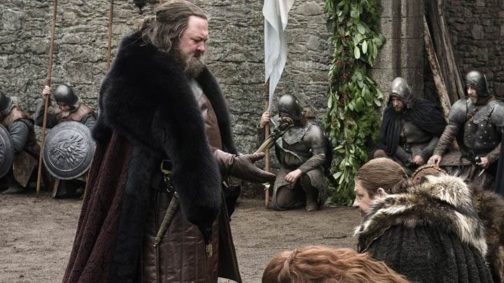 Game Of Thrones – Mark Addy In Public