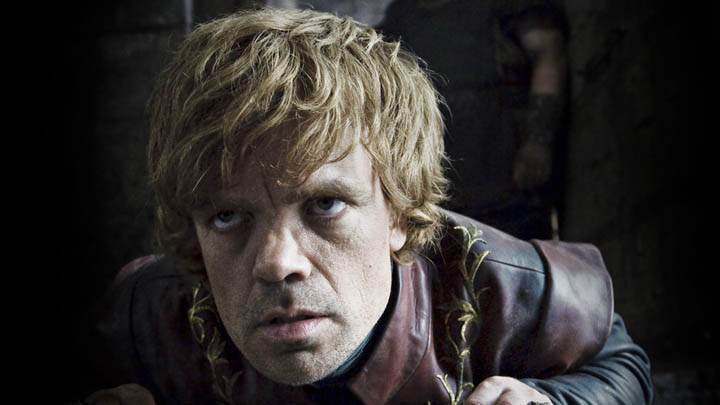 Game Of Thrones – Peter Dinklage Laying Face Closeup