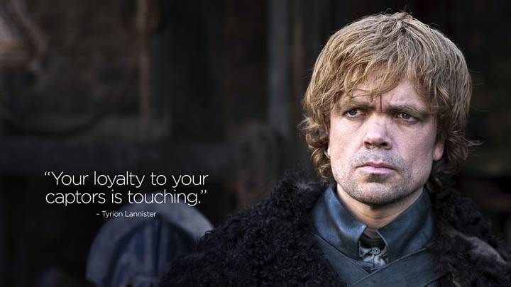 Game Of Thrones – Peter Dinklage Looking Front