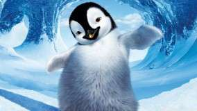 Happy Feet Two &#8211; Penguine In Ice