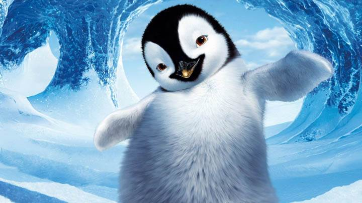 Happy Feet Two – Penguine In Ice