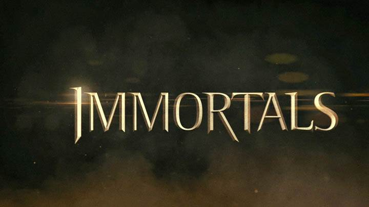 Immortals – Movie Cover Poster