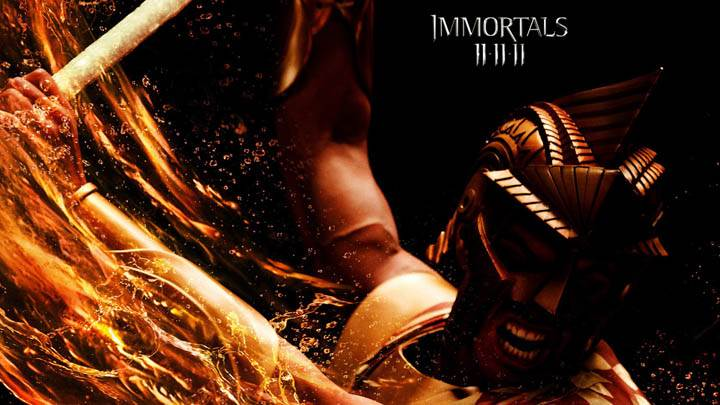 Immortals – Screaming & Killing