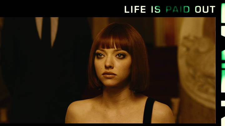 In Time – Amanda Seyfried Sad Face