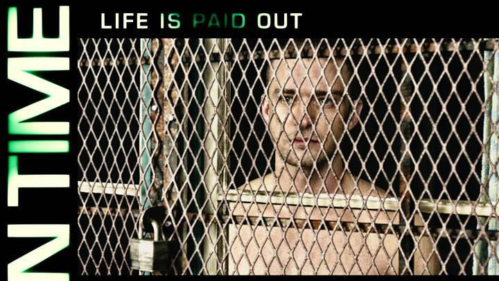 In Time – Justin Timberlake In A Cell