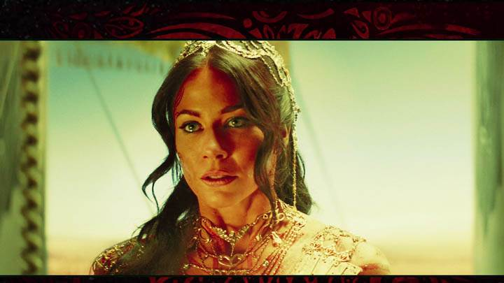 John Carter – Lynn Collins In Jewellery