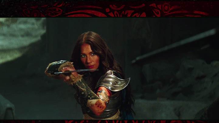 John Carter – Lynn Collins With A Sword