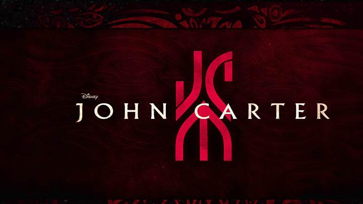 John Carter – Red Logo