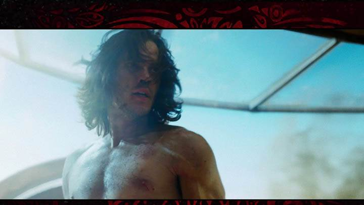 John Carter- Taylor Kitsch Wounded
