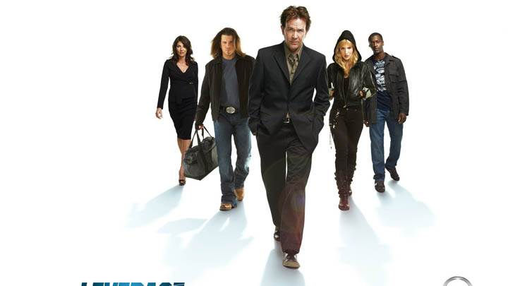Leverage – All Characters Photoshoot