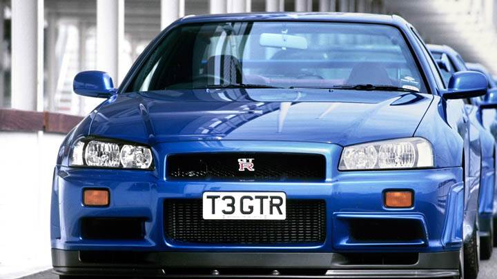 Lots Of 2002 Nissan Skyline GT R R34