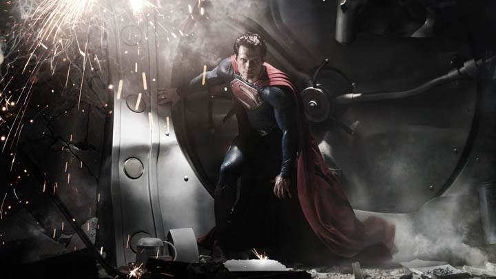 Man Of Steel – Henry Cavill Photoshoot