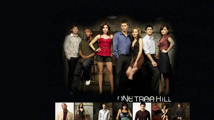 One Tree Hill – Poster Of All Characters