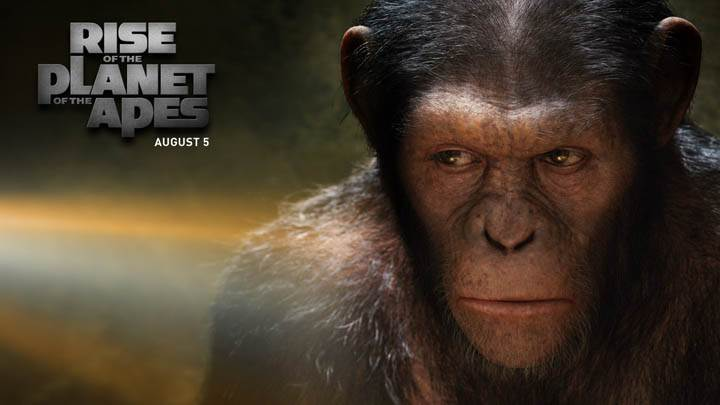 Rise Of The Planet Of The Apes – Thinking Something