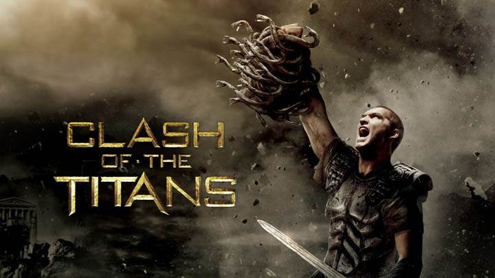 Sam Worthington In Clash Of The Titans Cover Poster