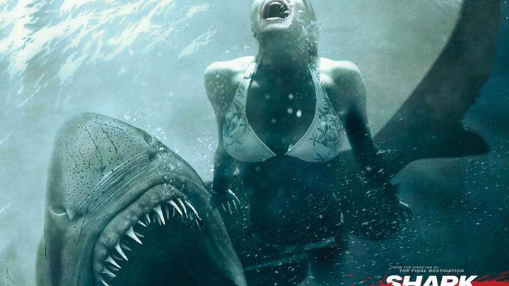 Shark Night 3D – Screaming Underwater