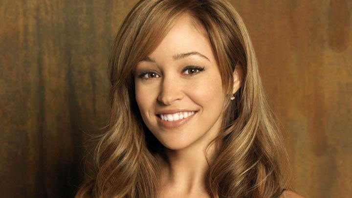 Smiling Cute Face of Autumn Reeser