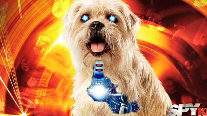 Spy Kids 4 – Everyone Needs A Dog This Wired