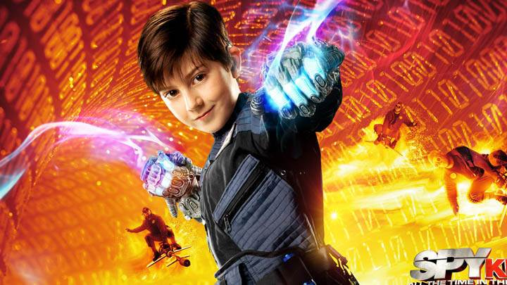 Spy Kids 4 – Mason Cook Poster