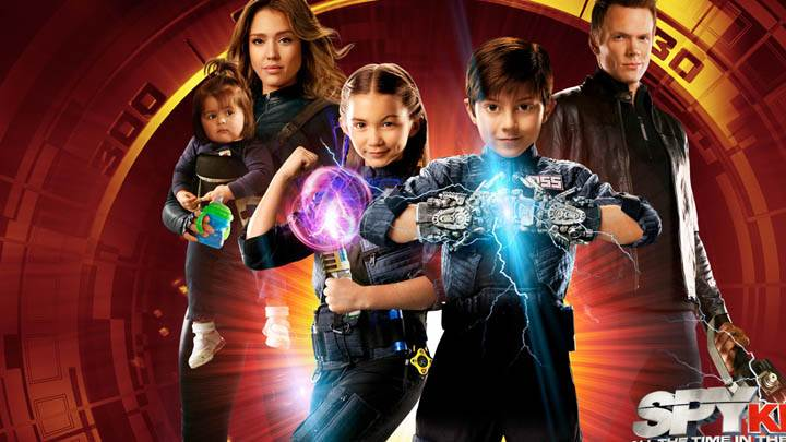 Spy Kids 4 – Movie Cover Poster